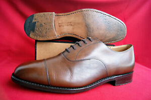 Church´s Custom Grade UK 8,5 G Church s Consul Nevada Leather Oxford Walnut Top