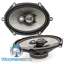"""SOUNDSTREAM AF.573 5""""X7"""" 350W 3-WAY DOME TWEETERS COAXIAL SPIDER SPEAKERS NEW"""