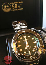 SEIKO SBEX003 Hi-Beat MARINEMASTER 500 units Limited 50th Anniversary Prospex!