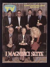 SORRISI 4/1989 TELEGATTI ANNA OXA HEATHER PARISI SORDI CHARLIE CARLO MARCHINO