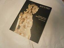 Catalogue de vente Aguttes dessin tableau ancien mobilier objet d'art