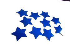 Reflektorfolie Carport weiß star 23 x reflektierende Sterne  Aufkleber Sticker