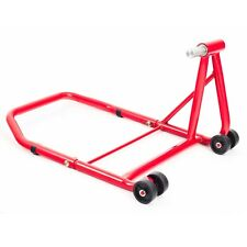 DUCATI 1098 S 2006 SINGLE SIDED RED REAR PADDOCK STAND