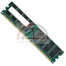 1x 1024mb 1gb DDR pc ram Mémoire 266mhz pc-2100u pc266 cl2 de mémoire!