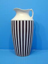 1962 Hornsea Pottery Large Classic Doric Jug