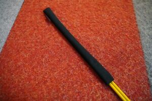 Nice Rose & Fire Black Cordura Nylon Alignment Stick / Rod Cover Made in the USA