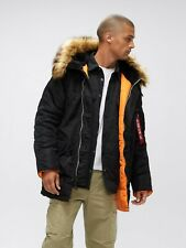 Alpha Industries Slim Fit N-3B Extreme Cold Weather Parka  MJN31210C1