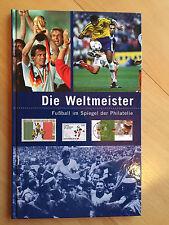 Die Weltmeister - Fußball im Spiegel der Philatelie mit Briefmarkenkleinbogen