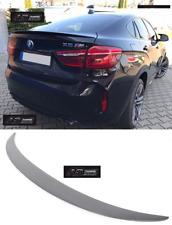 SPOILER HECKSPOILER SPOILERLIPPE PASSEND FÜR BMW X6 F16 + Kleber