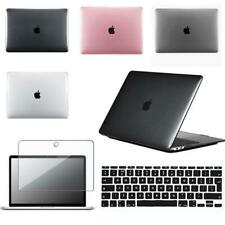 Crystal Case Cover + keyboard Skin + Screen Protecter For MacBook Air 13""