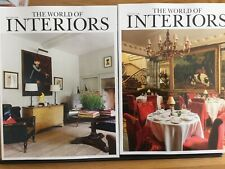 2 x The World Of Interiors Magazines May & June 2020