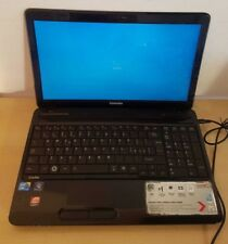 Notebook Toshiba Satelite L650-19K PC PORTATILE i3-M350 2.27GHz RAM 4GB HDD 320G