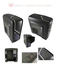 Case ATX LC-Power Midi Gaming 979B silver strike ventole led blu 3.0 card reader