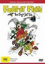 FOOTROT FLATS THE DOGS TALE - ANIMATED CHILDRENS NEW DVD MOVIE SEALED