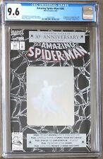 AMAZING SPIDER-MAN #365 Deluxe Hologram Variant CGC 9.6 Marvel Comic NM