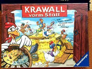 Krawall vorm Stall für Kids ab 8 Jahre von Ravensburger neu und ovp
