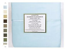 Lexington BAMBOO Elegance 6pc Sheet Set With 4 Pillow Cases