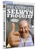 OH NO IT'S SELWYN FROGGITT the complete series. Bill Maynard. 4 Discs. New DVD.