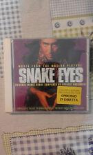 SAKAMOTO RYUICHI - SNAKE EYES  - (COLONNA SONORA) - CD