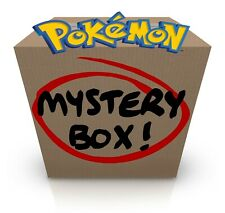 MISTERY POKEMON BOX LOTTO VINTAGE AND NEW! HOLO and 1ST EDITION !!