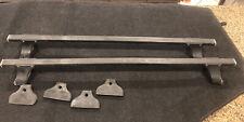 Vintage OEM Roof Rack Cross Load Bars for VW Volkswagen Golf Jetta 1993-1999