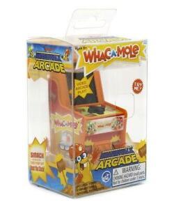 World's Smallest Boardwalk Arcade * WHAC-A-MOLE * Mini Retro Video Game Machine