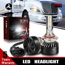 9006 LED Headlight Bulb Kit For International Truck Lonestar Lone Star Low Beam