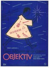Plakatkunst, DDR, Filmplakate, Ernst Lauenroth