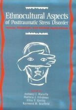 Ethnocultural Aspects of Post Traumatic Stress Disorder: Issues, Resea-ExLibrary