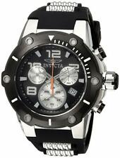 Invicta Men's Speedway Stainless Steel with Silicone Strap Men's Watch - NEW!