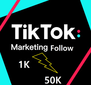 TikTok REAL HQ Follow | 𝐍𝐎𝐍𝐃𝐑𝐎𝐏! | Instant 🔥🔥| 30 Days Refill