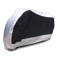 XXL Outdoor Motorcycle Cover For Honda Shadow Spirit Aero Sabre VLX VT750 VT1100