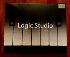 Apple Logic Studio Pro 8 Academic Complete Set in Box Books Dvds