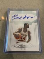 2019/20 Flawless HOFer Elvin Hayes SP Auto #'d /20 NM/MT