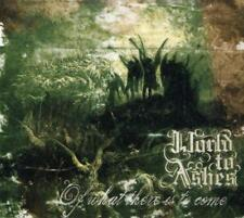 World To Ashes - Of What There Is To Come (NEW CD)