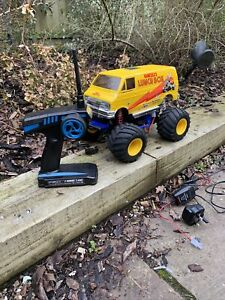 Tamiya Lunch Box RC high performance buggy RTR /controller/ battery