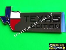 TEXAS EDITION FORD F250 EMBLEM BADGE DOOR BADGE NAMEPLATE TAILGATE OEM NEW INBAG