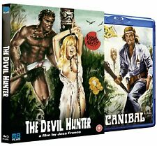 The Devil Hunter - Blu Ray Uncut Special Edition - Region Free - Jess Franco