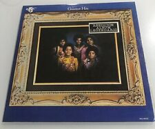 Jackson 5 LP Greatest Hits Vinyl 1984 Very Rare Made In Spain Michael Jackson