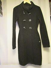 manteau miss sixty collection laine noire taille S