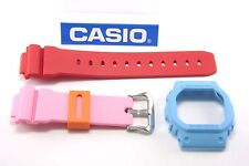 Casio G-Shock DW-5600PR-4 Parra Limited Edition Band & Bezel Combo DW-5600E