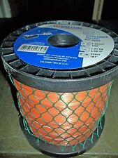 CARLTON ROUND PRO LINE STRING TRIMMER LINE W/ CORE  .095 ORANGE 767 FEET 60C3224