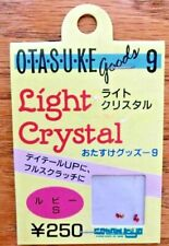 Kotobukiya Otasuke Goods Model Accessories Light Crystal (Ruby - SS)