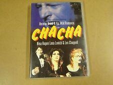 MUSIC DVD / HERMAN BROOD & HIS WILD ROMANCE - CHA CHA -NINA HAGEN, LENA LOVICH..