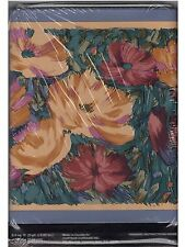 NEW WALLPAPER BORDER HUNTER SAVANNAH FLORAL