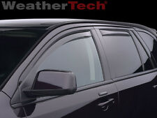 WeatherTech Side Window Deflectors for Ford Edge / Lincoln MKX Full Set Light
