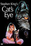 Cats Eye (DVD, 2011, Canadian)