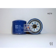WZ79 OIL FILTER WESFIL-COOPER HONDA ACCORD CIVIC CRV HRV INTEGRA PRELUDE ODDYSEY