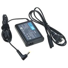 PwrON 65W AC Adapter Charger For Acer Monitor G236HL H236HL S230HL S231HL PSU
