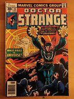 DOCTOR STRANGE #24 (1977 MARVEL Comics) ~ VG Book